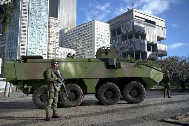 Quân đội Brazil