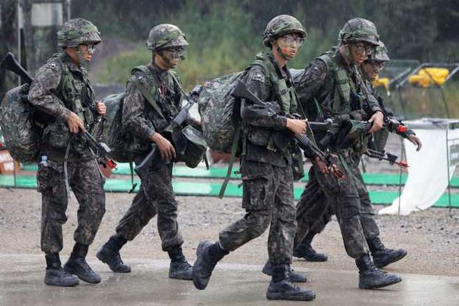 Quân đội Hàn Quốc